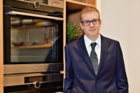 Matteo Frattino, direttore marketing di Electrolux Appliances Italia