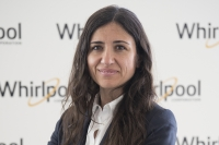 Natalia Sellibara, marketing director Whirlpool Italy
