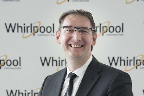 Whirlpool: Lampredi è il Sales Director Built In