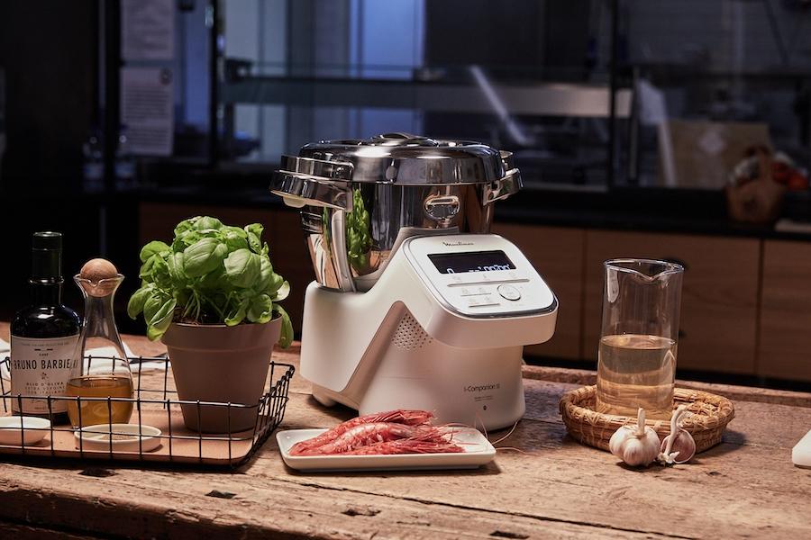 Companion XL di Moulinex è il robot da cucina che serve fino ...
